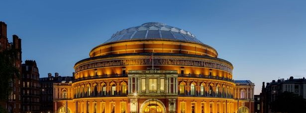 Royal Albert Hall - Fearons Middleton