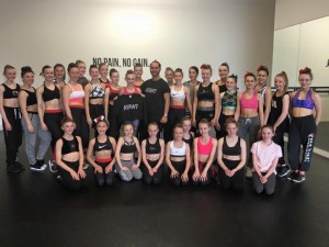 Fearons Middleton - Dance Workshop
